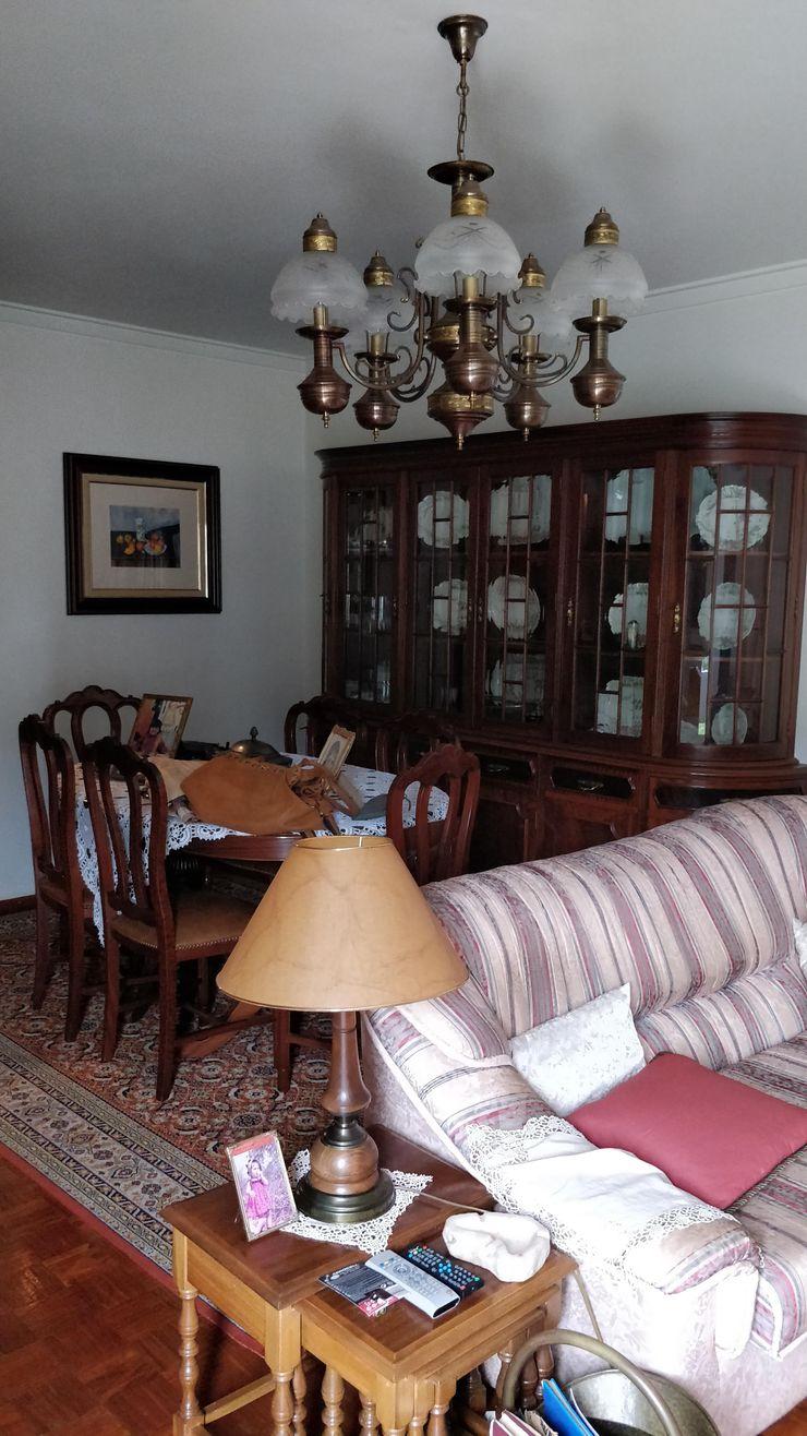 Sala   Antes MUDA Home Design