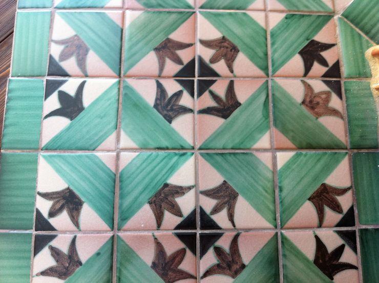 Maioliche Artigianali ARTE DELL'ABITARE CucinaPiani di lavoro Ceramiche Variopinto