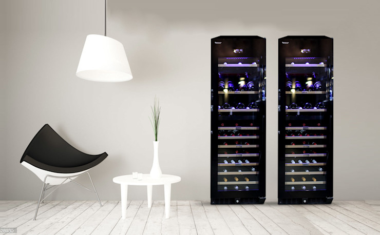 Cantinette Vino 170 Bottiglie - Linea Luxury Datron   Cantinette vino Cantina moderna