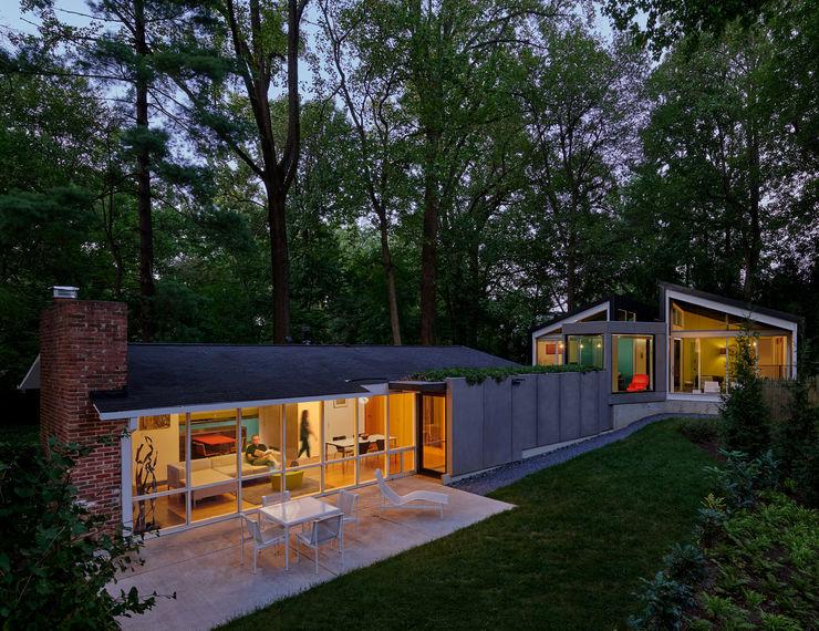 KUBE architecture Moderne Häuser