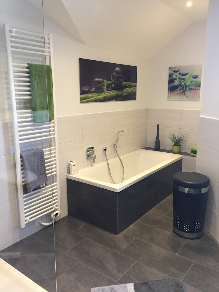 Stilvolles Bad LifeStyle Bäderstudio Moderne Badezimmer