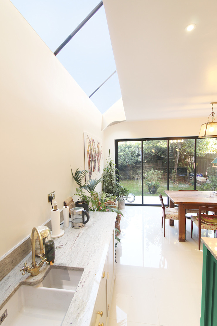 Canford Road, Clapham Common—SW11 APT Renovation Ltd Modern kitchen