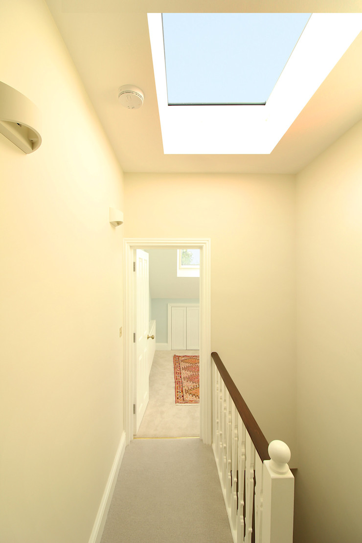 Canford Road, Clapham Common—SW11 APT Renovation Ltd Modern corridor, hallway & stairs