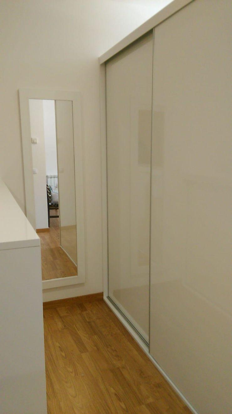 Ambientes separados SQ-Decoración DormitoriosAccesorios y decoración