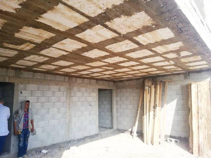 Avance de obra VillaSi Construcciones Casas minimalistas