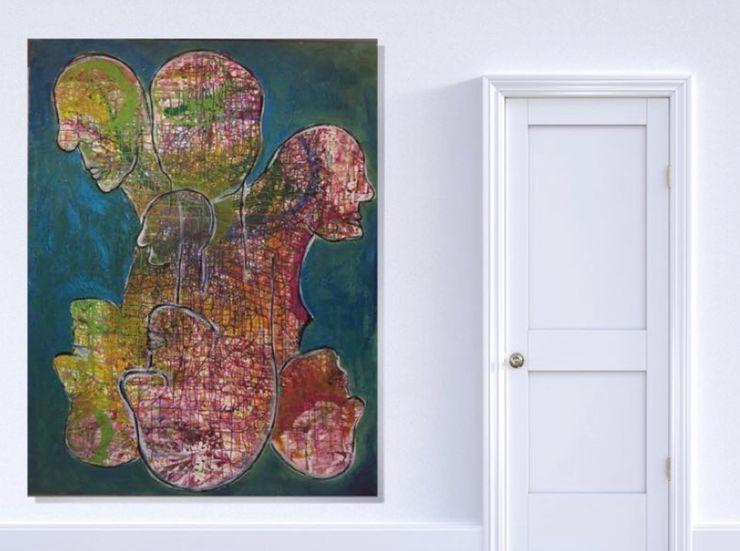 Freie Kunst Oturma OdasıAksesuarlar & Dekorasyon