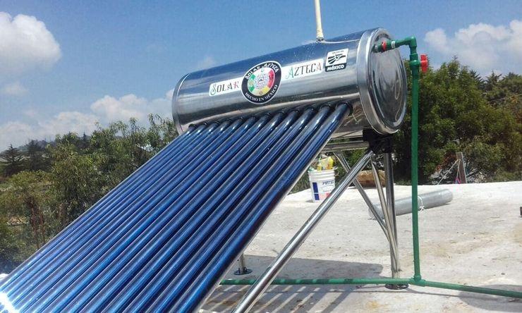 Solar Azteca HouseholdHomewares Iron/Steel Grey