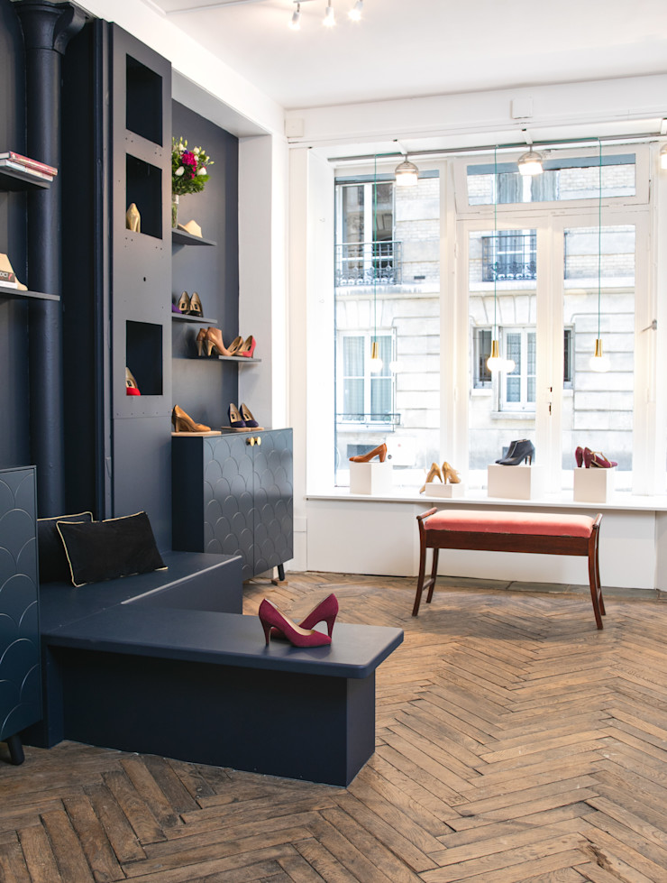 Sandrine Carré Kantor & Toko Modern