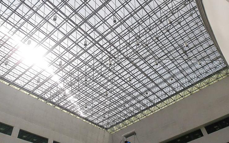 Techos y Mantenimientos | Mevasa Comercializadora Flat roof Amber/Gold
