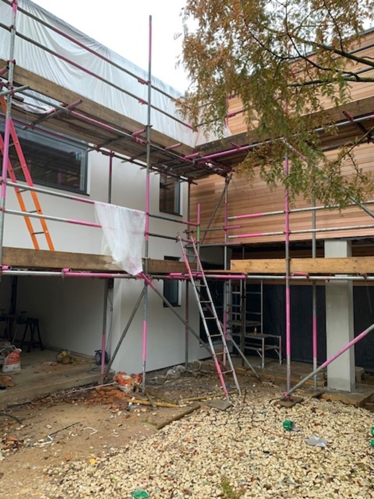 4 Bedroom House for sale in Oxfordshire Abodde Luxury Homes Detached home Wood