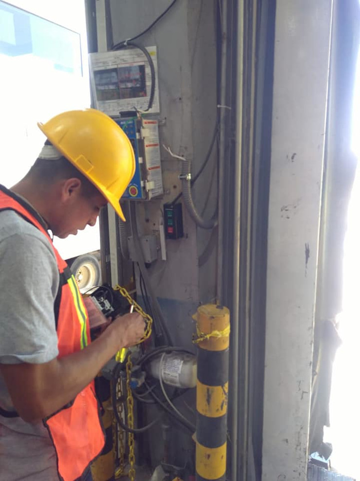 ACSA Automatización, Control y Soluciones en Accesos Bureau industriel