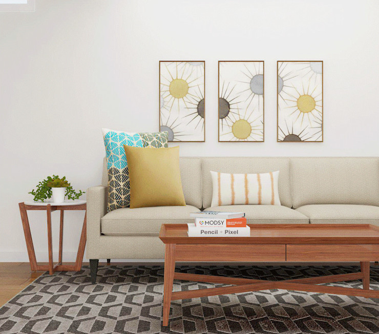Tullpu Diseño & Arquitectura Modern living room
