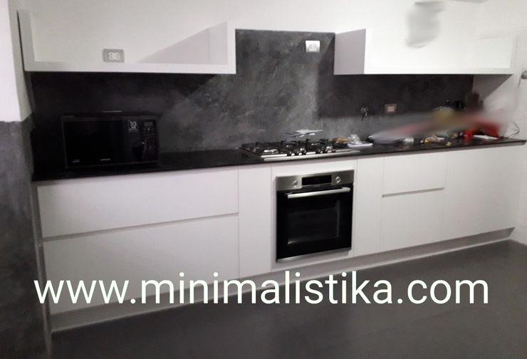 Minimalistika.com Kitchen units Chipboard White
