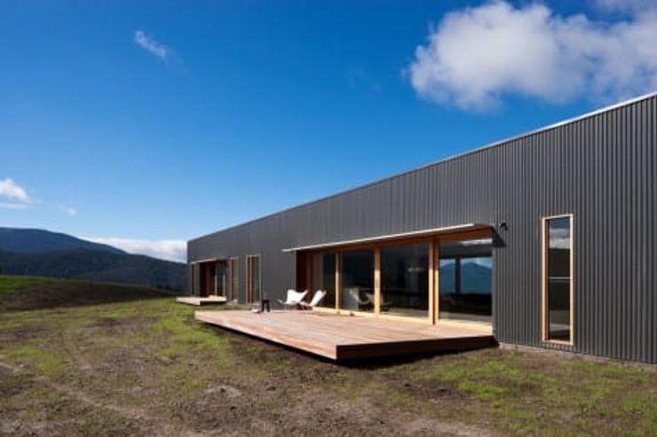 casa mediterranea 160mt2 Constructora Femak Casas de campo Negro