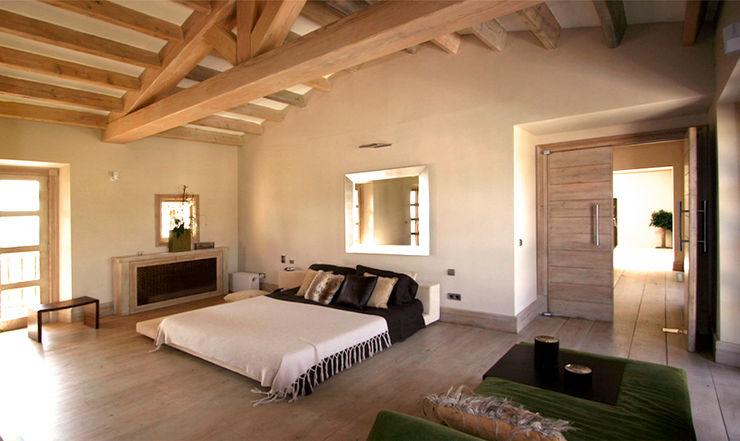 Palma de Mallorca Alicia Peláez Sevilla - Interiorismo y Decoración Dormitorios de estilo moderno