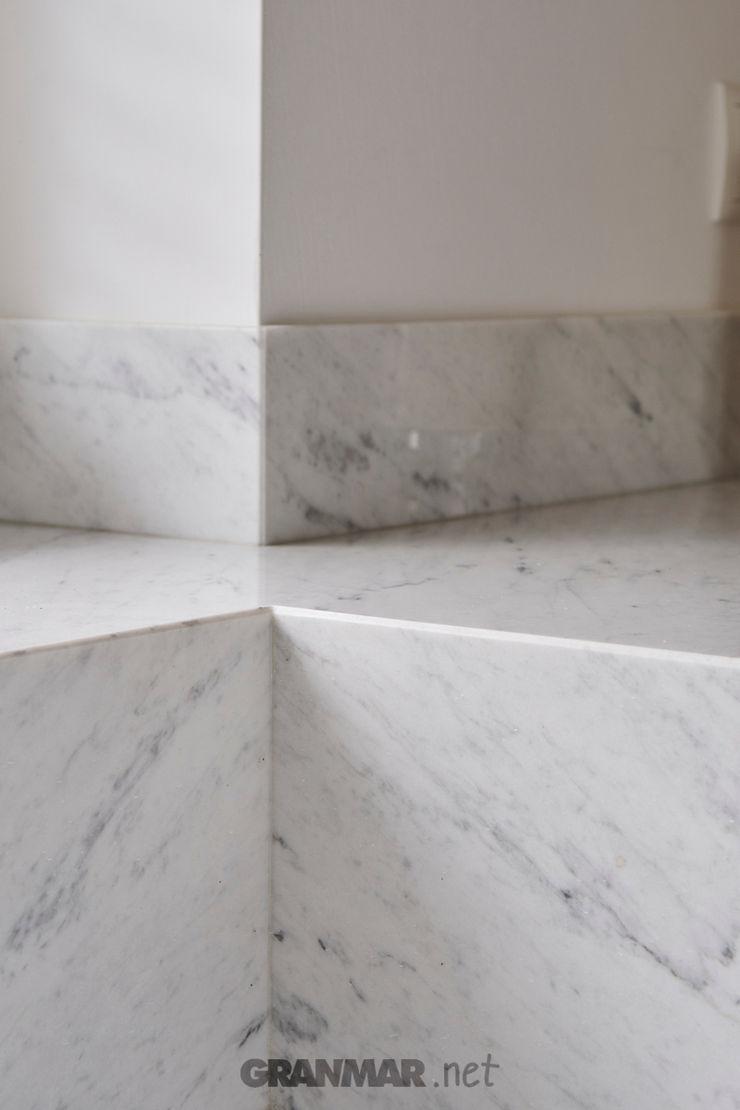 GRANMAR Borowa Góra - granit, marmur, konglomerat kwarcowy CuisinePlans de travail Marbre Blanc