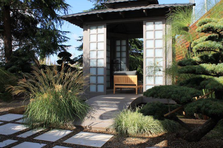 GreenEv LD Asian style garden