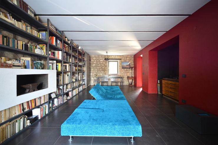 Altro_Studio Salones minimalistas