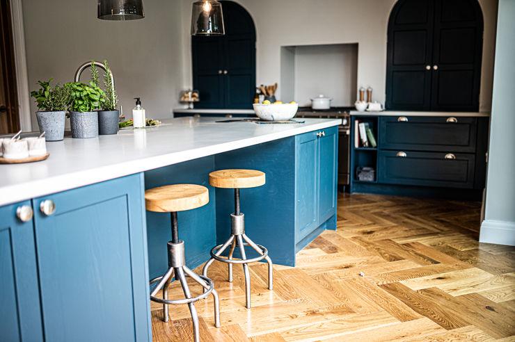 Luxus Boden Floors Wood Amber/Gold