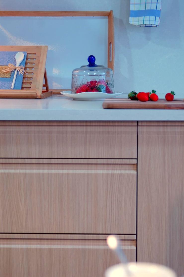 Amparo Galán Встроенные кухни