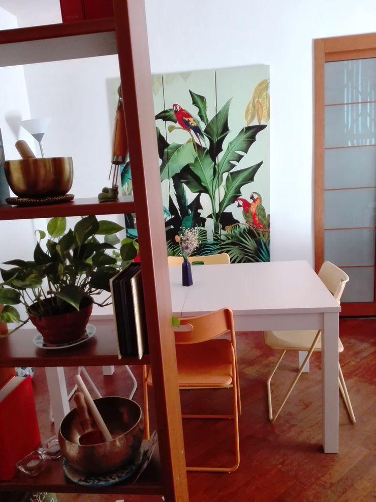 Maria Vaglio Architetto Feng Shui Living roomAccessories & decoration