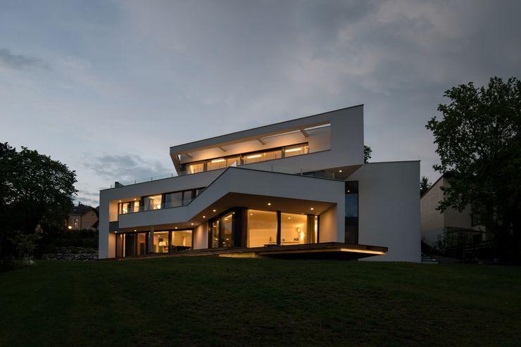 Außenansicht Avantecture GmbH Villa Weiß