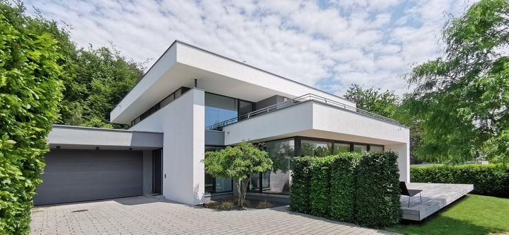 Eingangsbereich Avantecture GmbH Villa Weiß