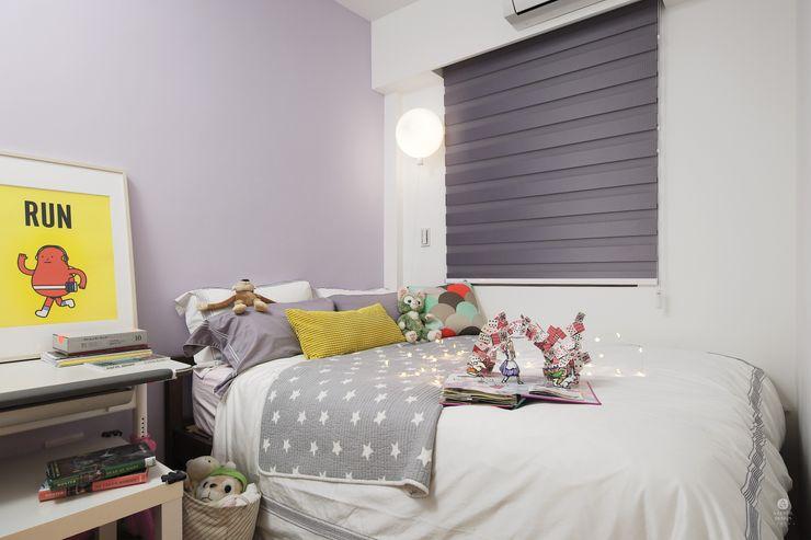 小孩房 一葉藍朵設計家飾所 A Lentil Design 臥室