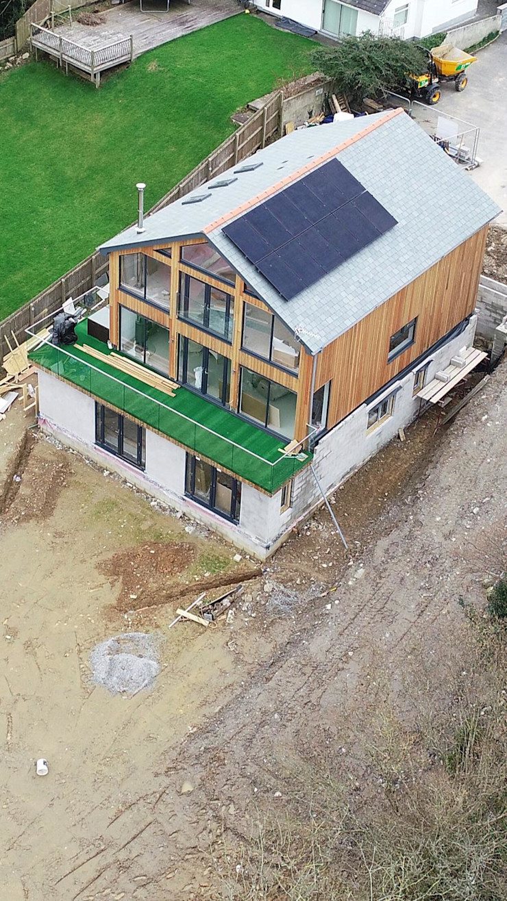 Cornwall cladding provide several species of imported high quality timber cladding. Building With Frames Wooden houses Wood