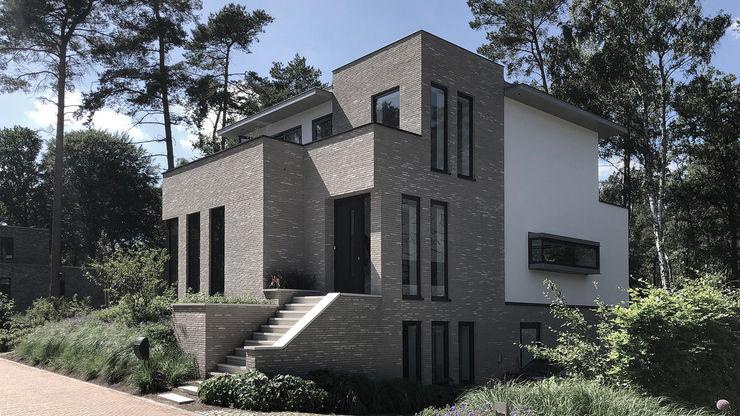 ddp-architectuur Villas Stone Multicolored