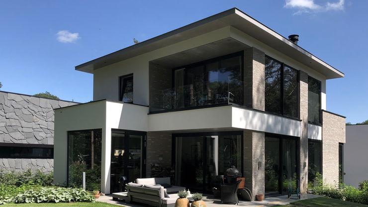 ddp-architectuur Villas Glass White