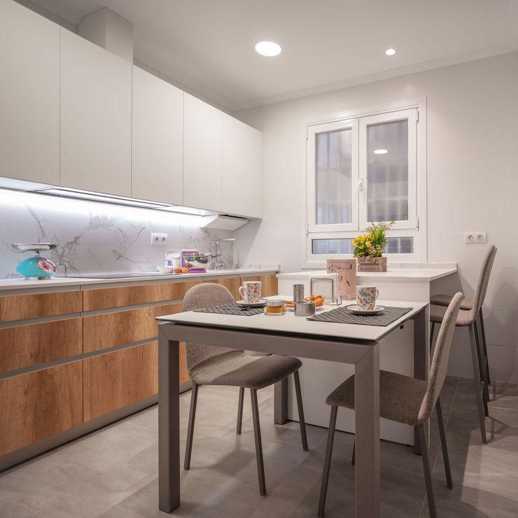 Cocina Basoa Decoración Cocinas de estilo moderno