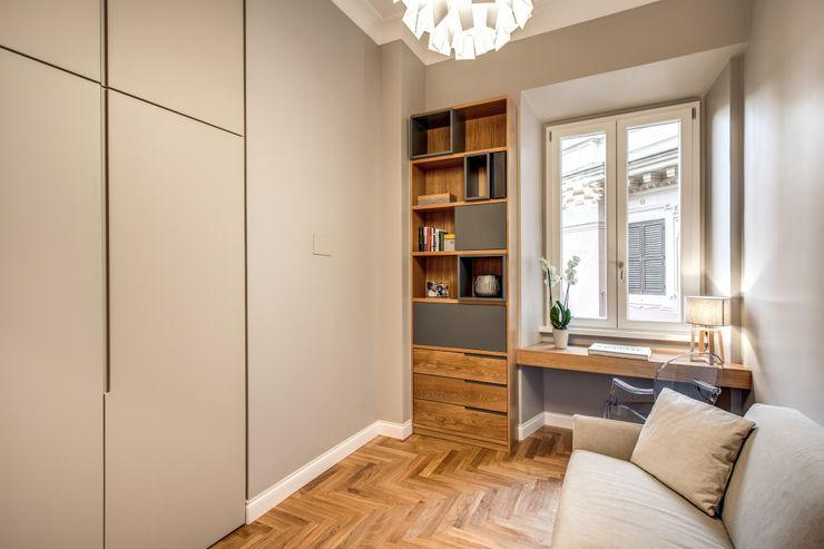 PARIOLI MOB ARCHITECTS Studio moderno