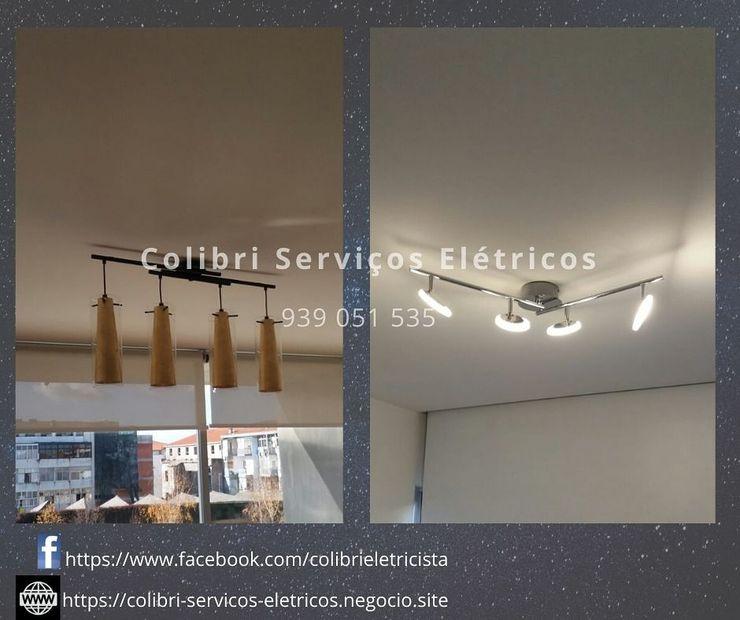 Colibri Serviços Elétricos Терасовий будинок Залізо / сталь Металевий / срібло