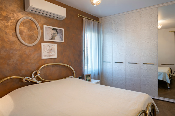 Mimoza Mimarlık Classic style bedroom