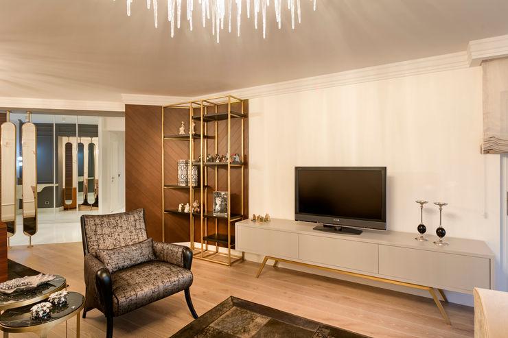 Mimoza Mimarlık Living room
