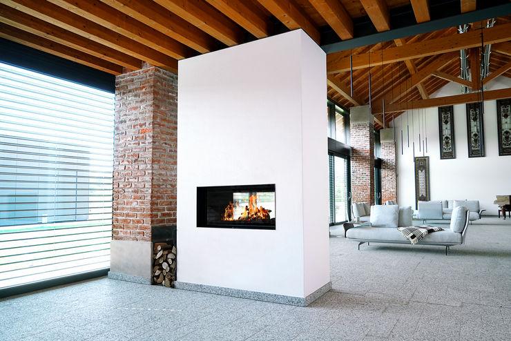 Prometeo Stufe Modern living room