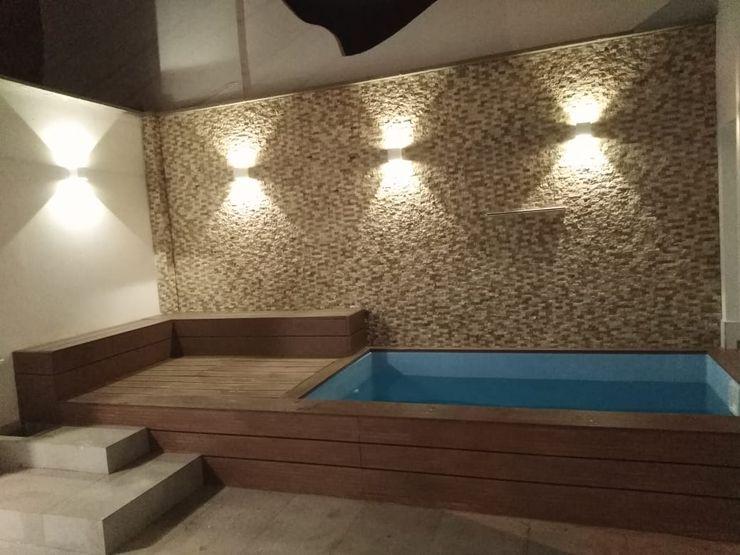Acabado Pool Solei