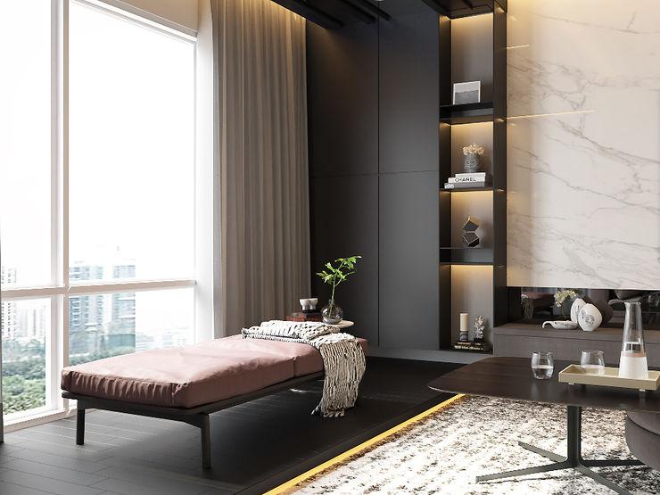 Norm designhaus Pintu & Jendela Modern