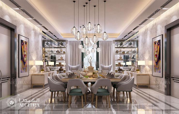 Algedra Interior Design Їдальня