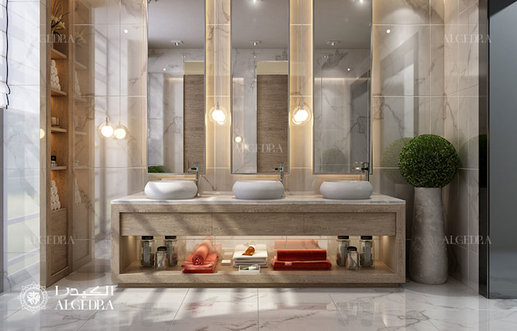 Algedra Interior Design Ванна кімната