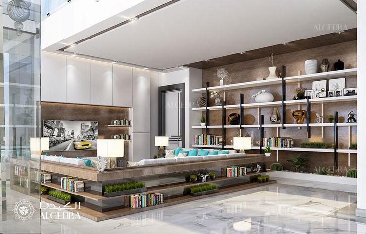 Algedra Interior Design Вітальня