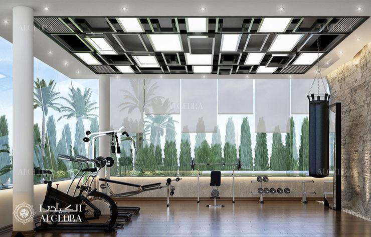 Algedra Interior Design Спортзал