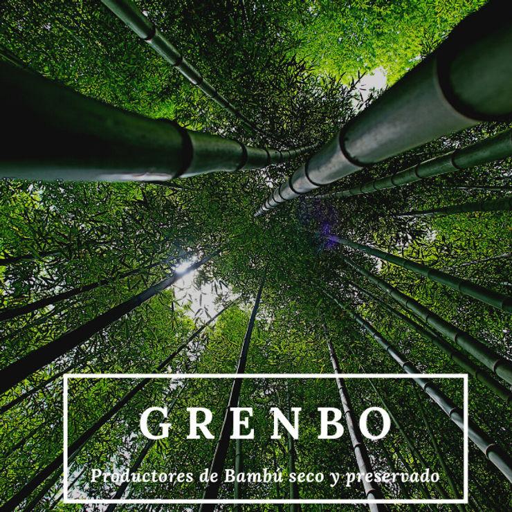 GRENBO Hotels Bamboo Wood effect