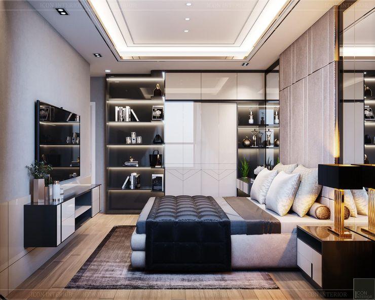 ICON INTERIOR Modern Bedroom