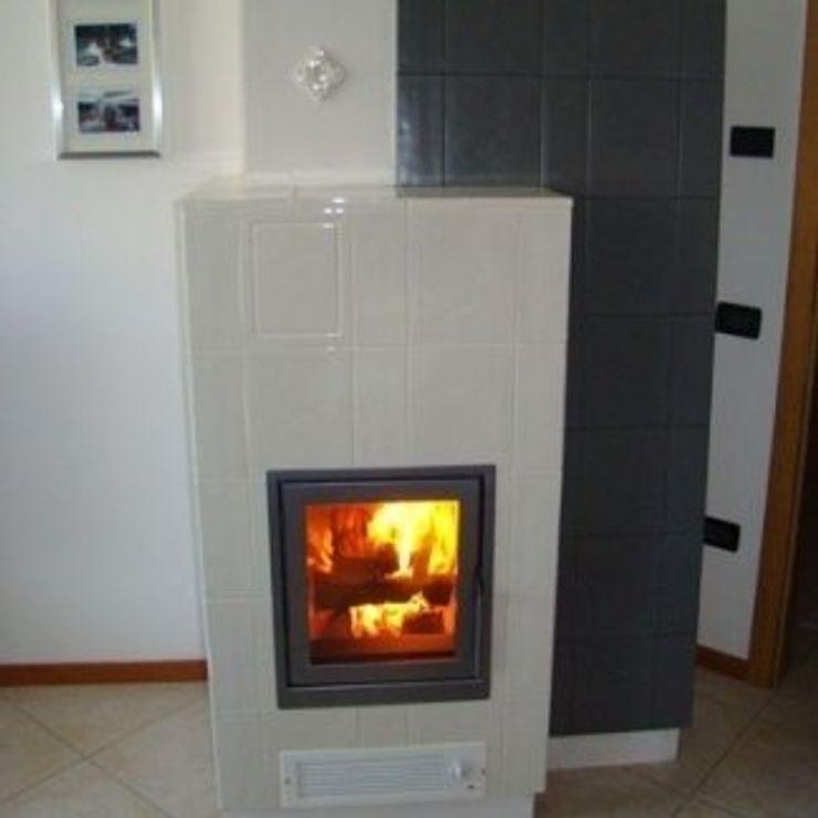 Dallago Stufe HouseholdAccessories & decoration Ceramic Grey