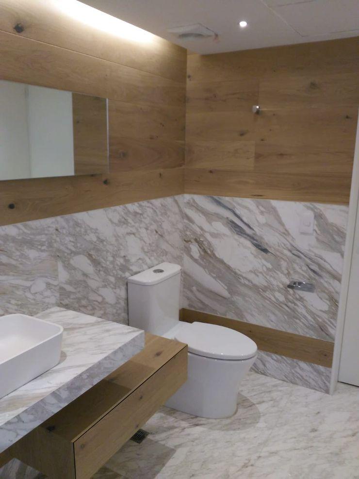 Arquitectura Progresiva Ванна кімнатаПолиці