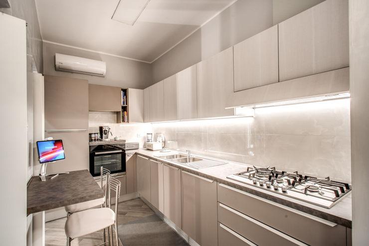SARDEGNA MOB ARCHITECTS Cucina moderna