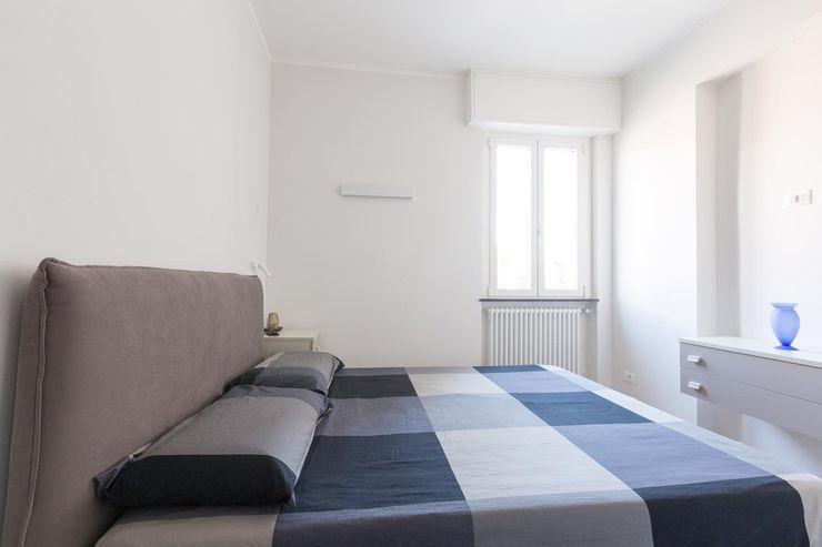 Camera da letto LM PROGETTI Camera da letto piccola