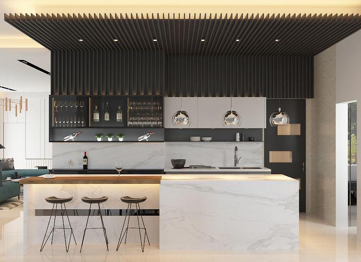 Norm designhaus Dapur Modern